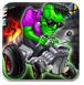 怪物弗兰克摩托-体育小游戏