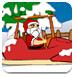 圣诞老人驾车出游-体育小游戏