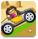 朵拉的越野车-体育小游戏