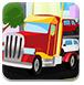 大卡车拖小轿车-体育小游戏