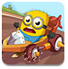 小黄人卡丁车-体育小游戏