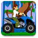 少年骇客丛林骑车-体育小游戏