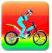 摩托技巧之视觉考验-体育小游戏
