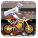 疯狂摩托越野2-体育小游戏