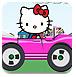 凯蒂猫开车-体育小游戏
