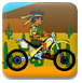 沙漠摩托车2-体育小游戏