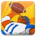 橄榄球大挑战-体育小游戏