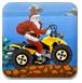 圣诞老人超级摩托