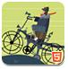 自行车越野赛-小游戏排行榜