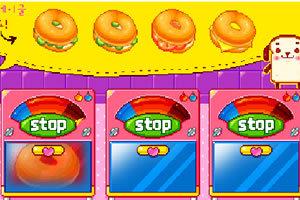 甜甜圈-小游戏在线玩