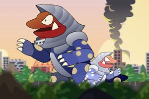 怪物-小游戏在线玩