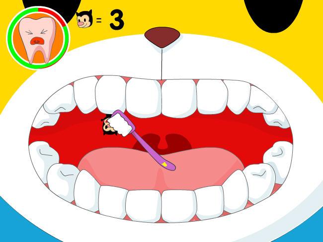 牙膏-小游戏在线玩