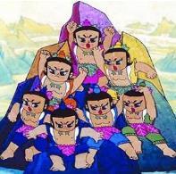 葫芦娃大战群妖无敌版