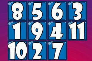 数字拼图在线玩