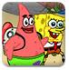 海绵宝宝潜水-双人小游戏