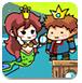 私奔的人鱼公主-双人小游戏