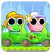 大眼蛙双人冒险-双人小游戏