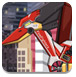 组装机械赤血翼龙-益智小游戏
