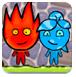 超级冰火人冒险3-双人小游戏