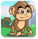 猴子的美味香蕉-冒险小游戏