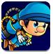 蓝色男孩历险记-冒险小游戏
