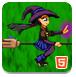女巫凯瑟琳-射击小游戏