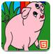 农场动物填颜色-小游戏排行榜