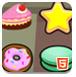 面包店甜品-益智小游戏