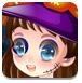 甜美女孩万圣节-小游戏排行榜