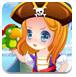 甜美小海盗装扮-小游戏排行榜