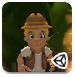 逃离野人-小游戏在线玩