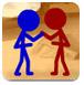 火柴人街霸2.0荒原之战-小游戏在线玩
