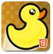 小鸭过岩浆-小游戏在线玩