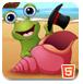 可爱的蜗牛拼图-益智小游戏