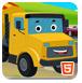 卡通卡车找不同-益智小游戏