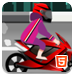 极速摩托车手-敏捷小游戏