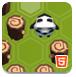 可爱的企鹅拼图-益智小游戏