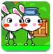 彩虹兔之箱子冒险-小游戏在线玩