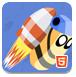 火箭人旋转逃生-最新小游戏