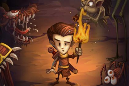 最纯粹的Roguelike手游《贪婪洞窟》试玩