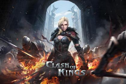 《COK列王的纷争》:御龙而行 英雄出征