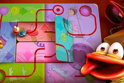 奇妙体验!创意解谜《折叠世界》试玩视频