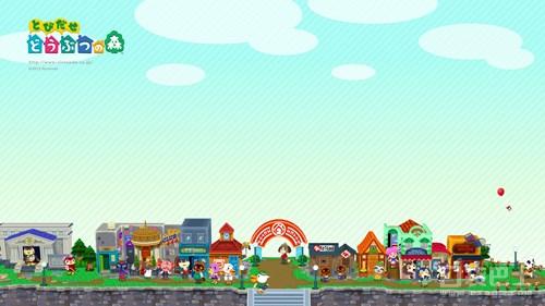 任天堂动物之森手游发售日确定!11月22日上架