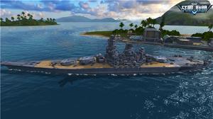 """王者归来!《战舰联盟》世界第一战列舰""""大和号""""战舰公布"""