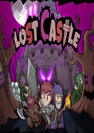 Steam动作冒险游戏《失落城堡》移植手机双平台