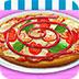 美味的奶酪比萨-休闲小游戏