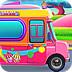 女孩的冰淇淋车-休闲小游戏