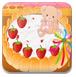 巧克力草莓蛋糕-休闲小游戏