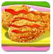香脆的土豆片鸡肉-休闲小游戏