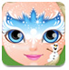 芭比宝贝的冰雪奇缘彩绘-休闲小游戏